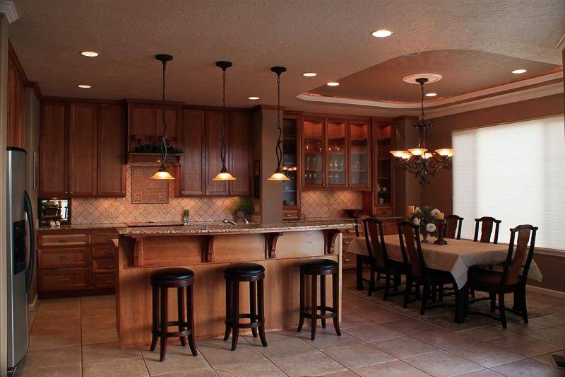 Gourmet Kitchen Enjoy Lake Mayfield