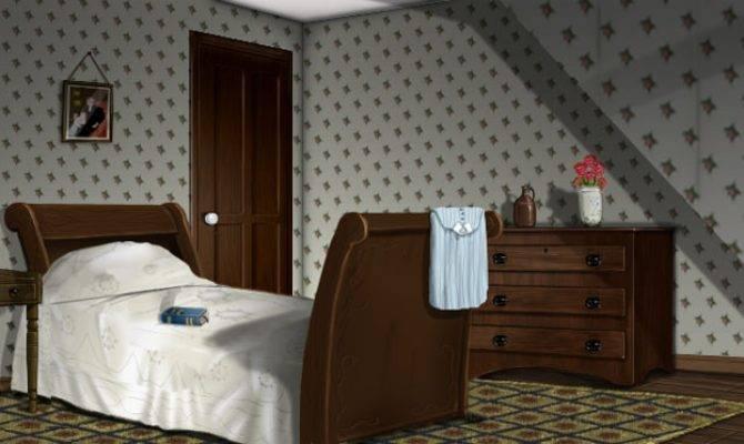 Governess Bedroom Geffrye