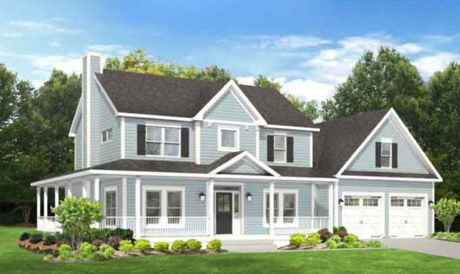 Great Wrap Around Porch Hwbdo Farmhouse Home Plans