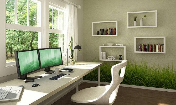 Green Grassy Wall Murals Stickers Convert Your Room Office