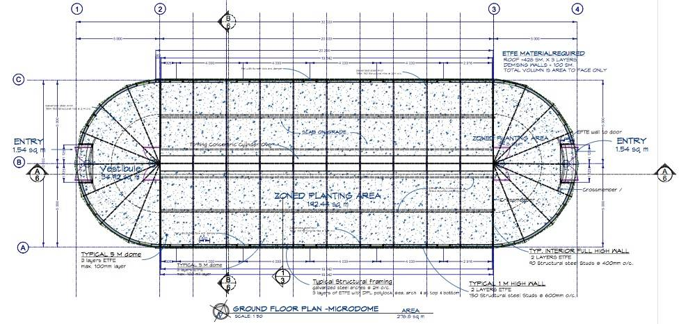 Green House Floor Plans