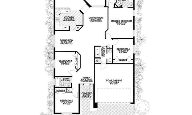 Green Springs Santa Home Plan House Plans