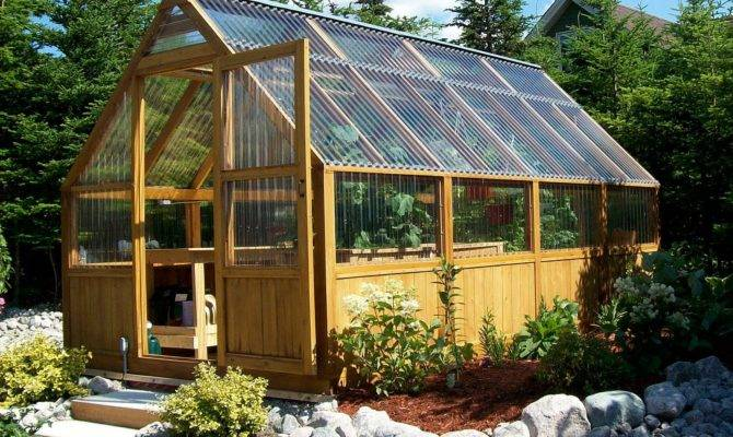 Greenhouse Plans Assembly Sun Country Detailed Step