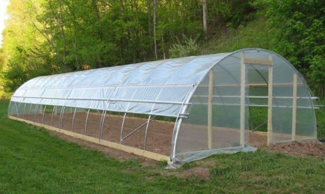 Greenhouse Plans Diy