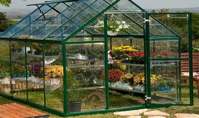Greenhouse Plans Green Paint Frame Your Dream Home