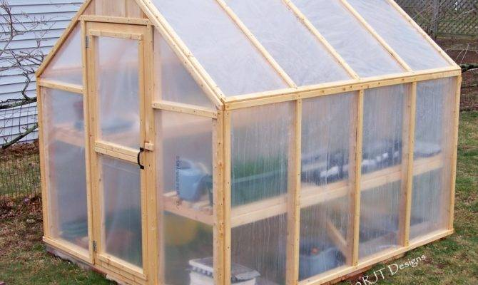 Greenhouse Plans Now Available
