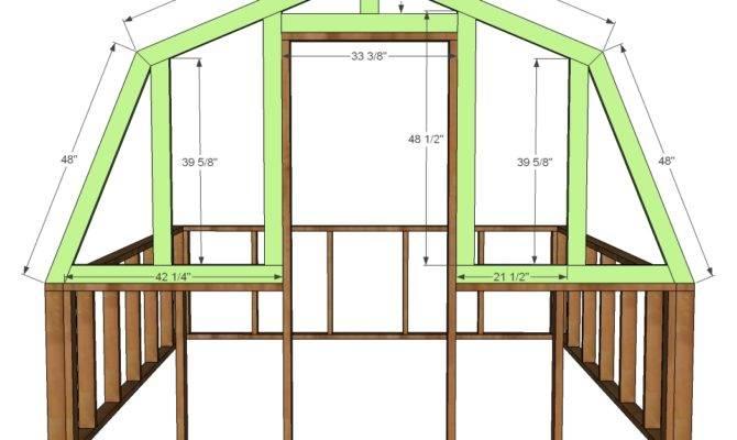 Greenhouse Woodworking Plans Woodshop