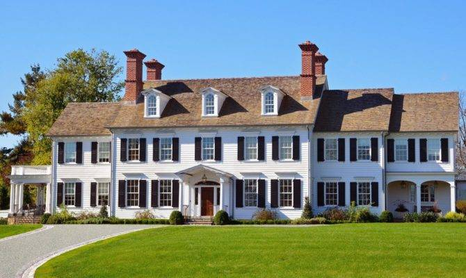 Greenwich North Country Colonial Fine Homebuilding