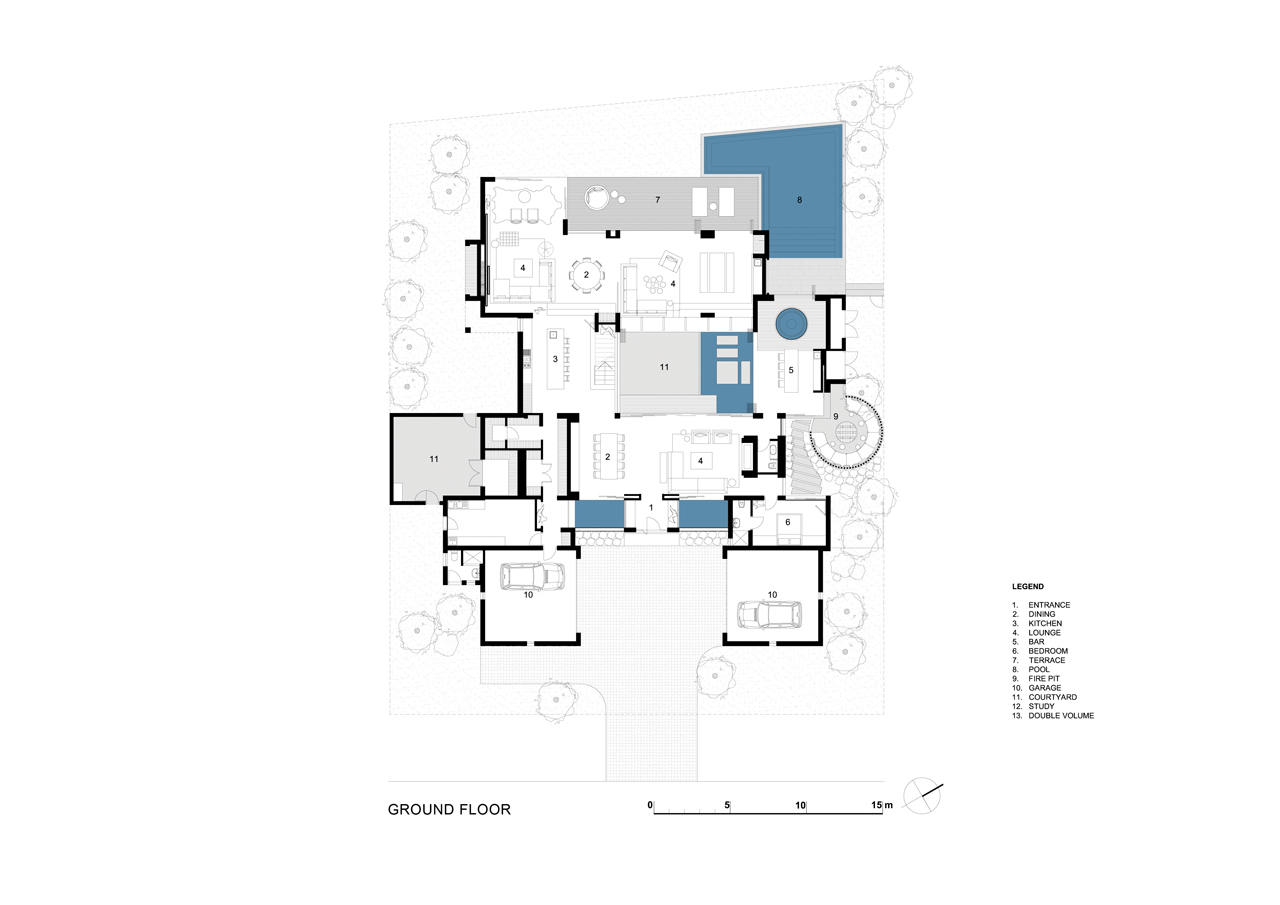 Ground Floor Plan Dream Home