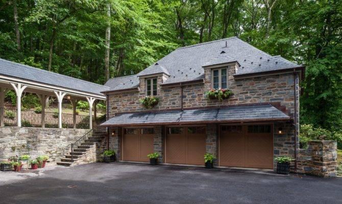 Guest House Above Garage Dream Pinterest