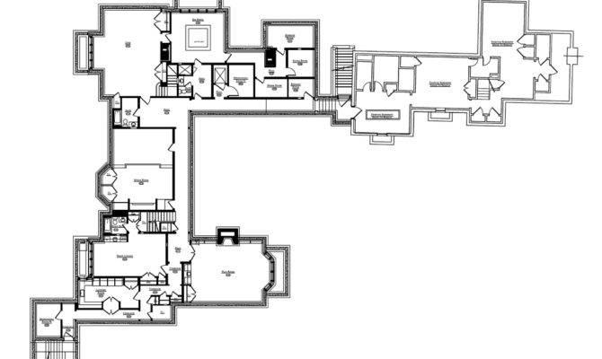 Guest House Floor Plans Garage