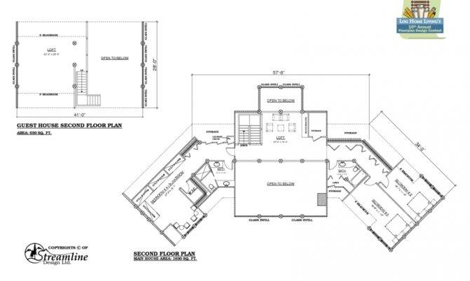 Guest House Floor Plans Home
