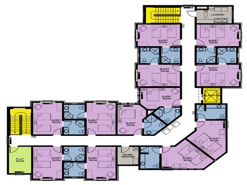 Guest House Floor Plans Home