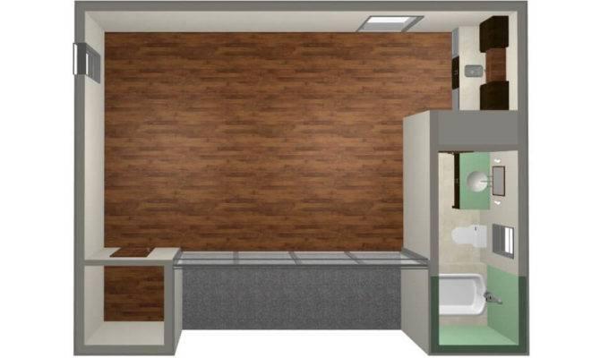 Guest House Plan Modern Studio Custom Contemporary