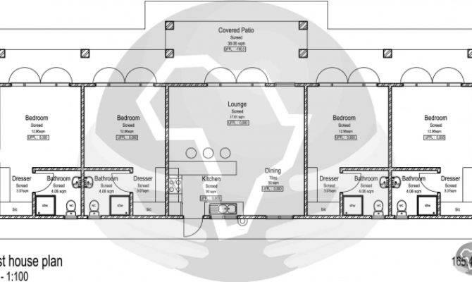 Guest House Plan Plans Best Home