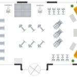 Gym Layout Plan Example