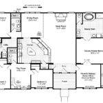 Hacienda Floor Plan Palm Harbor