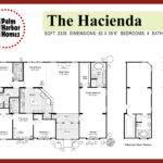 Hacienda Floorplan