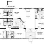 Hacienda Iii Manufactured Home Floor Plans Bossier