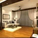 Hall Interior Design Johor Bahru