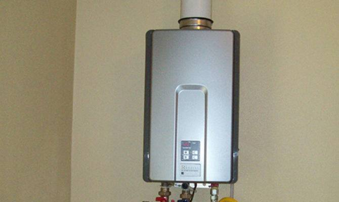 Halls Tankless Water Heaters Heater