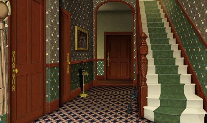 Hallway Victorian House