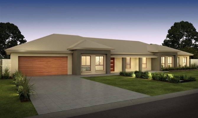 Hampshire Homes Project Home Acreage Design Rural