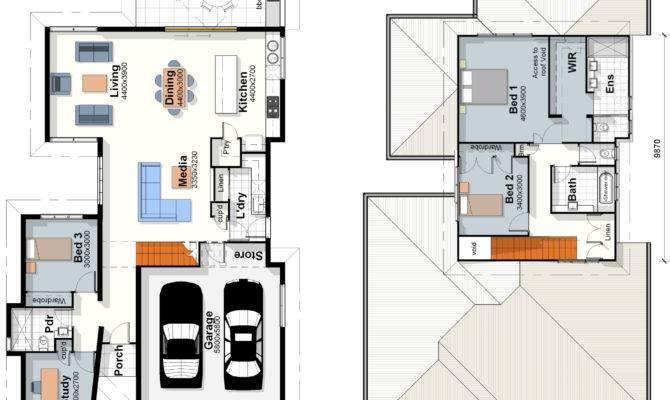 Hampton House Plan Finlay Homes