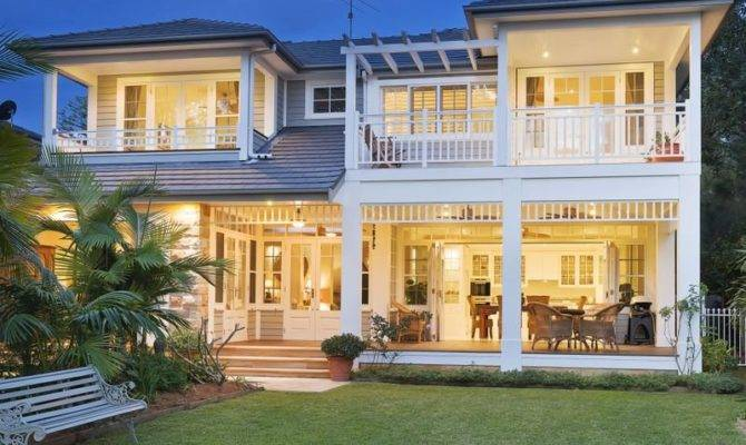 Hamptons House Plans Floor