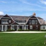 Hamptons Style House Built