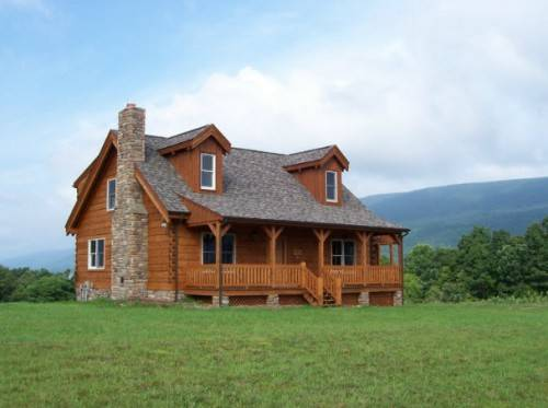 Hand Hewn Log Homes Photos Bestofhouse