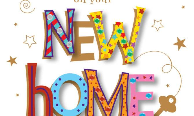 Handmade Congratulations Your New Home Greeting Card