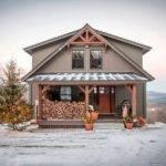 Happy Holidays Yankee Barn Homes