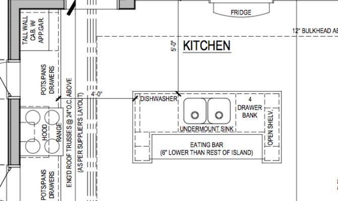 Happy Kitchen Layout Island Best Design Ideas Plan