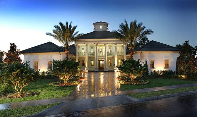 Harmonious Beautiful Houses America House Plans