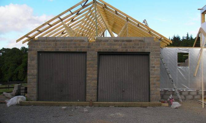 Harmonious Garage Roof Designs House Plans