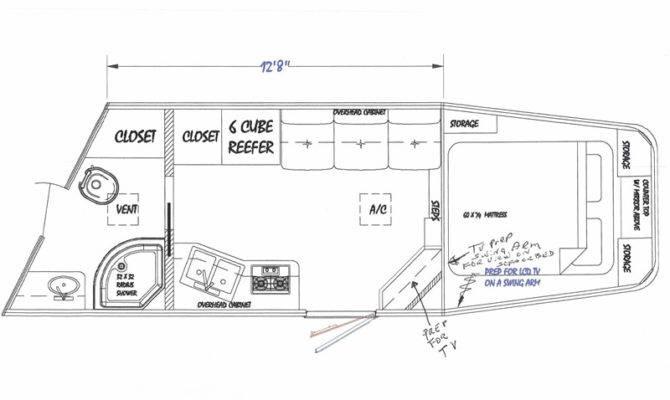 Harmonious Shop Living Quarters Floor Plans