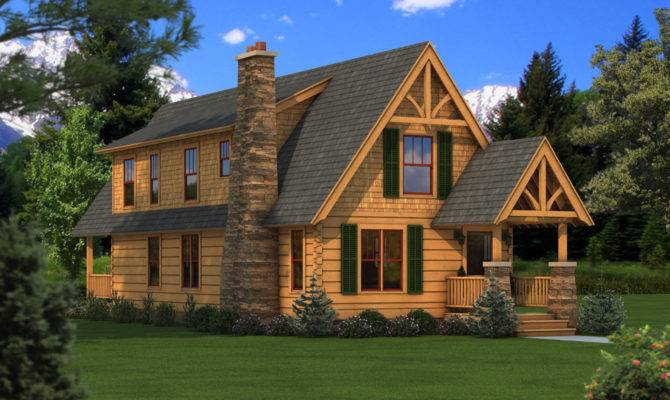 Haven Plans Information Southland Log Homes
