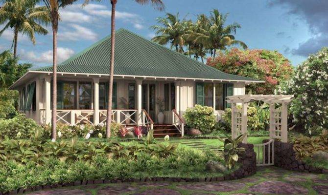 Hawaiian Plantation Style Homes Floor Plans Pinterest