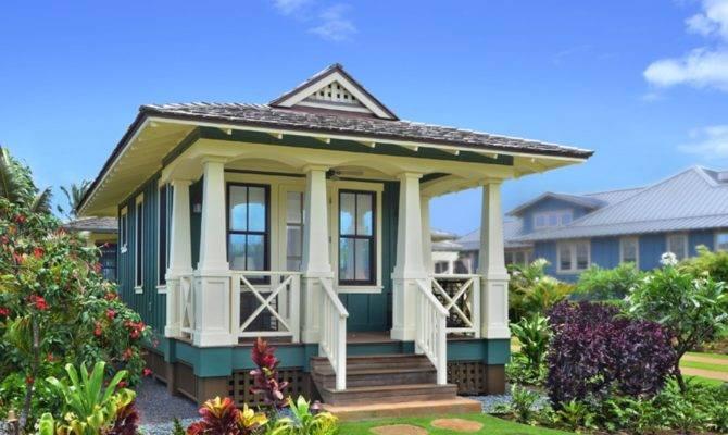 Hawaiian Plantation Style House Plans Color