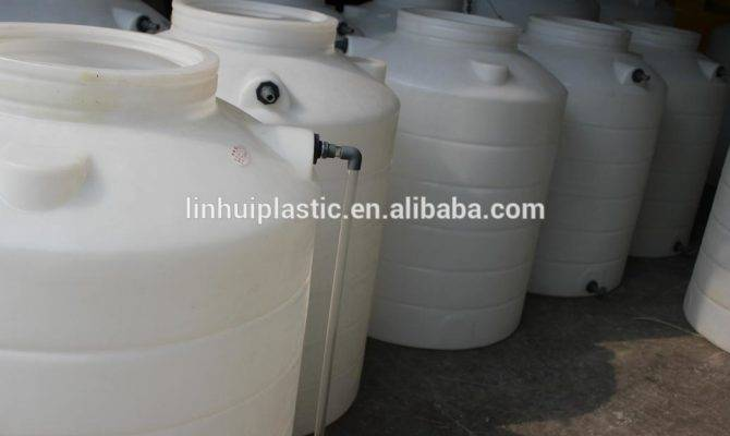 Hdpe Food Grade Plastic Hot Water Storage Tanks Sale