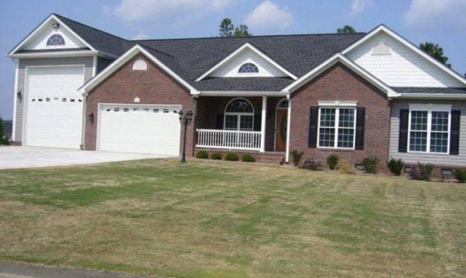 Here Great Example Custom Built Home Garage