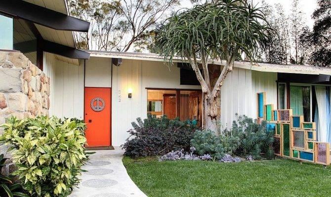 Here Home House Mid Century Native Son Design Studio