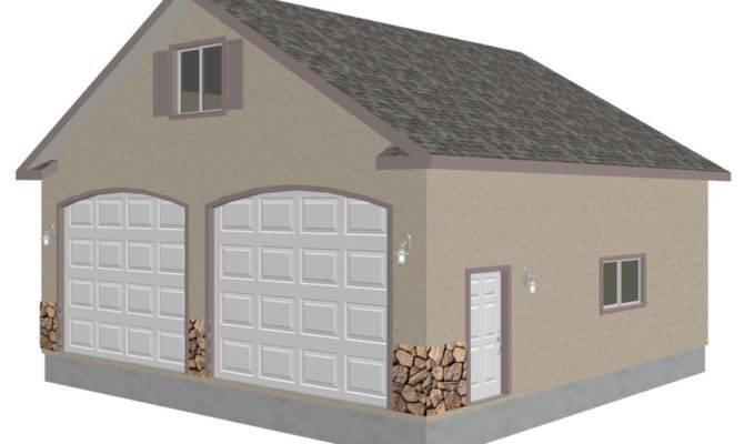 Herrold Detached Garage Bonus
