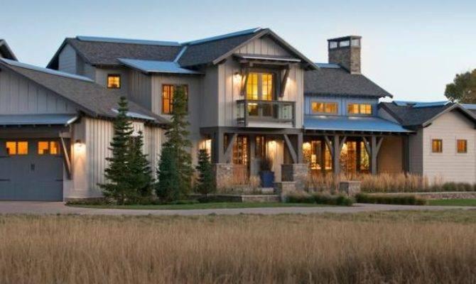 Hgtv Dream Home Modern Rustic Ranch Utah