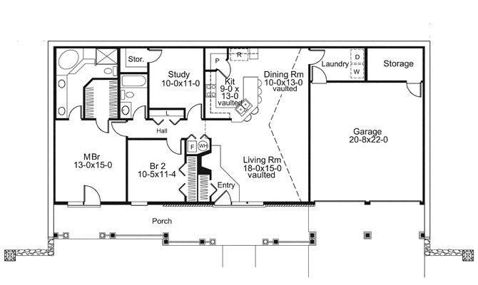 High Earth Bermed House Plans Home