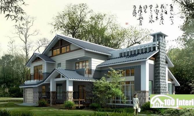 High End Single House Design
