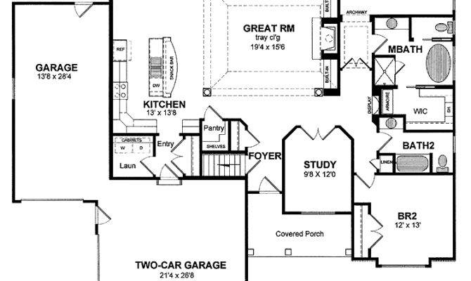 High Quality Empty Nester House Plans