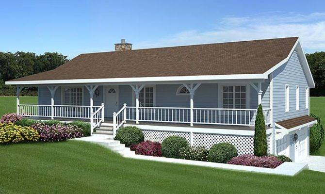 High Quality House Plans Front Porches Ranch