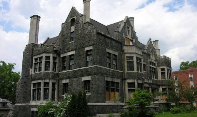 High Victorian Gothic Style Phmc